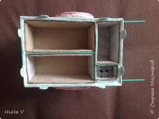 Тележка-органайзер  фото 12