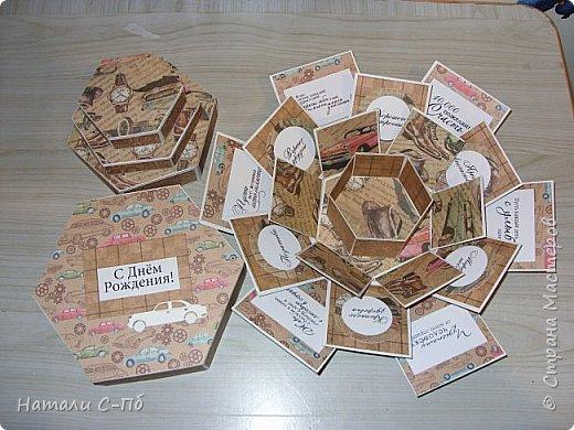 """Все ниже представленные работы сделаны мною впервые. Вероятнее всего нарушена куча правил  скрапбукинга но делала по принципу """" я художник, я так вижу """", так что сильно не ругайте.  первая работа розовый Magic box для подарочной карты. фото 25"""