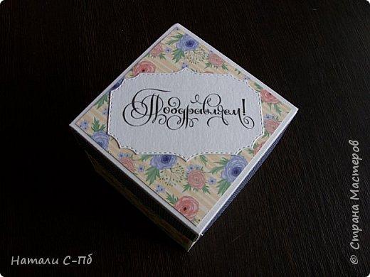 """Все ниже представленные работы сделаны мною впервые. Вероятнее всего нарушена куча правил  скрапбукинга но делала по принципу """" я художник, я так вижу """", так что сильно не ругайте.  первая работа розовый Magic box для подарочной карты. фото 19"""