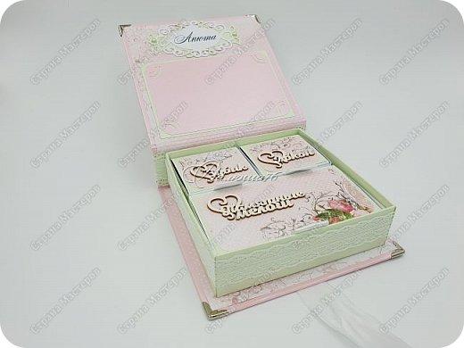 коробочка (шкатулочка) мамины сокровища. первый опыт. фото 2