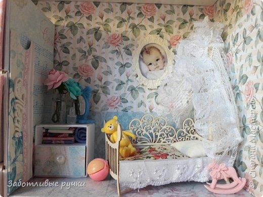 "Коробочка ""Мамины сокровища"" фото 7"