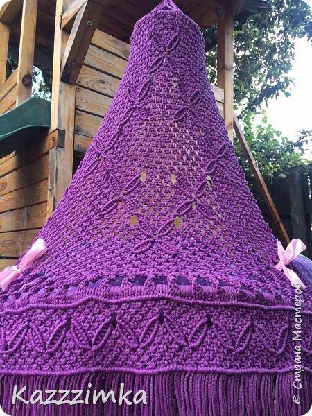 Две девчушечки,одинаковое плетение спинки ,но разная бахрома,какой вариант нравиться вам больше? фото 5