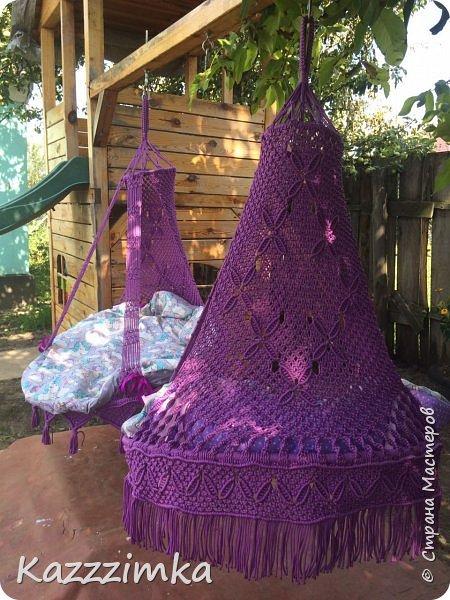 Две девчушечки,одинаковое плетение спинки ,но разная бахрома,какой вариант нравиться вам больше? фото 1