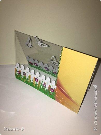 После первой открытки подруга заказала еще одну:) фото 3