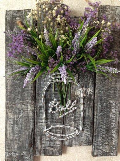 Цветы в банке фото 3