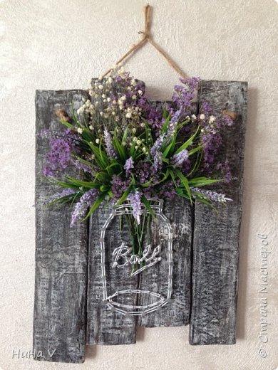 Цветы в банке фото 4