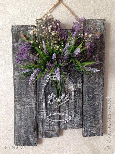 Цветы в банке фото 10