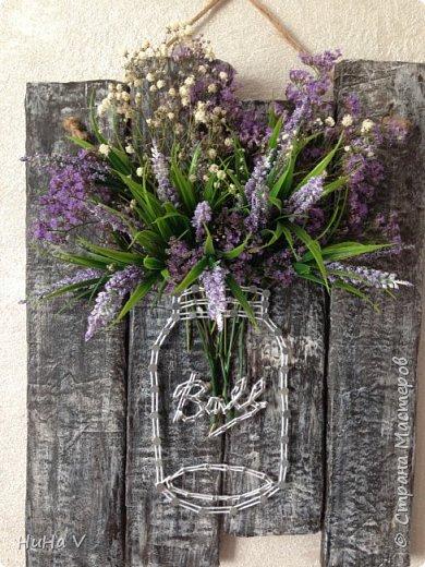 Цветы в банке фото 5