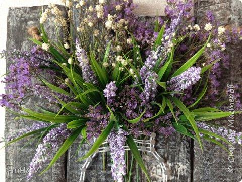 Цветы в банке фото 6