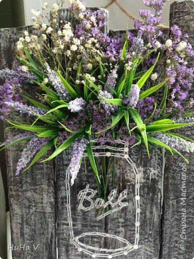 Цветы в банке фото 8