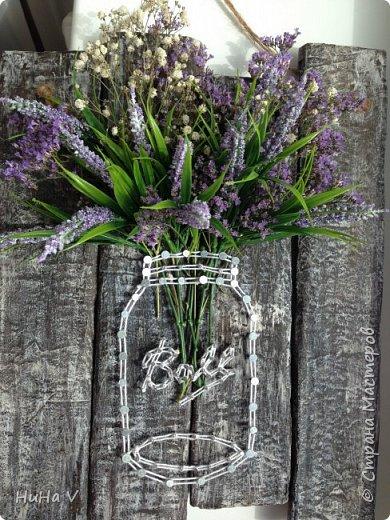 Цветы в банке фото 9