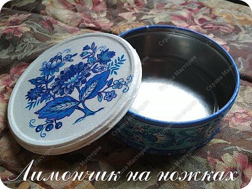 В моей коллекции задекорированных коробочек-шкатулочек пополнение )))))) фото 5