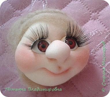 Добрый день, жители СМ! Увидев на просторах интернета такую куклу, решила сделать и себе и вот что получилось. фото 7
