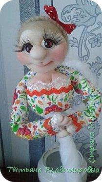 Добрый день, жители СМ! Увидев на просторах интернета такую куклу, решила сделать и себе и вот что получилось. фото 16