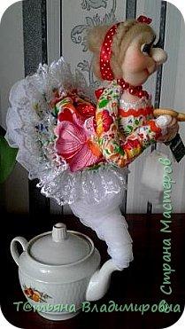 Добрый день, жители СМ! Увидев на просторах интернета такую куклу, решила сделать и себе и вот что получилось. фото 4