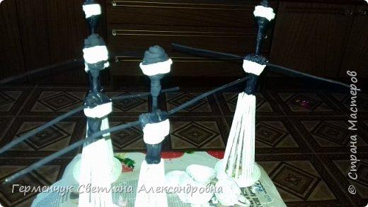 Добрый вечер, жители СМ  !!!  Предлагаю Вашему вниманию сувенирных   куколок- африканок.  Смастерила эти сувениры  своим   родным. фото 11