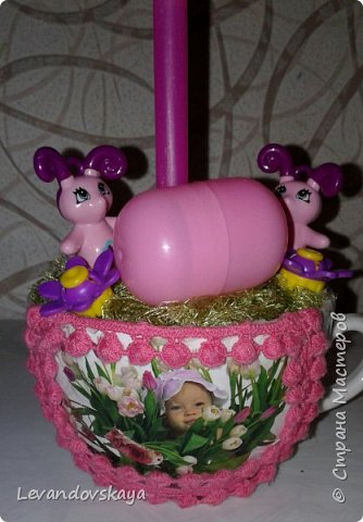 Топиарий подарок на рождение ребёнка  фото 9