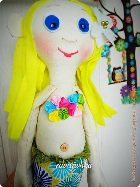 """Сердечная кукла """"Русалочка"""" фото 1"""