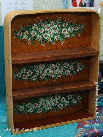 Заказали мне туеса с растительными мотивами. Колоски объемные- наклеенная перловка. фото 4