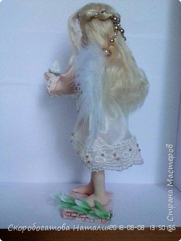 Кукла ангел фото 3