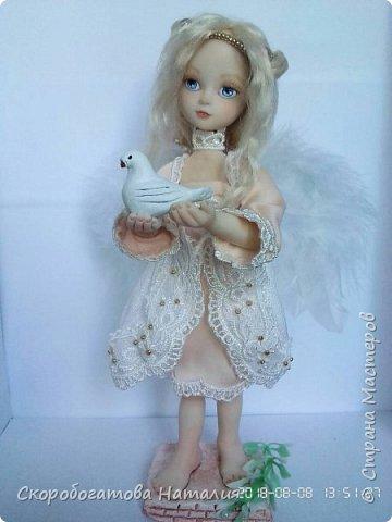 Кукла ангел фото 1