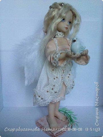 Кукла ангел фото 2