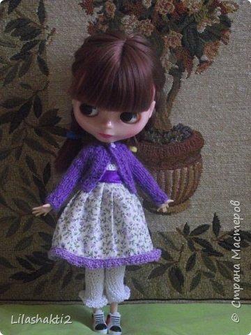 Наряды для кукол Blythe фото 5