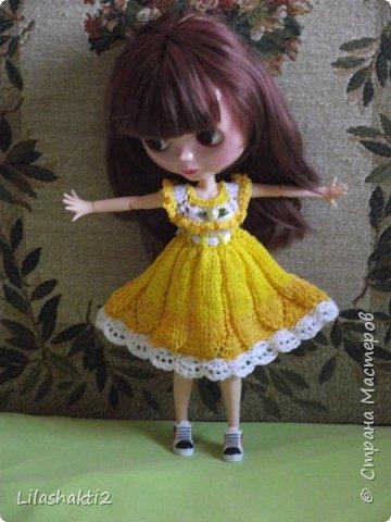 Наряды для кукол Blythe фото 2