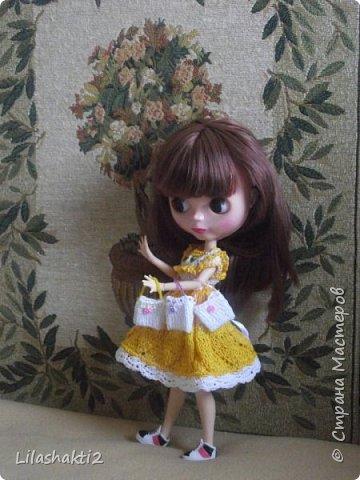 Наряды для кукол Blythe фото 4