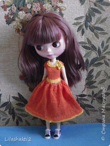 Наряды для кукол Blythe фото 3