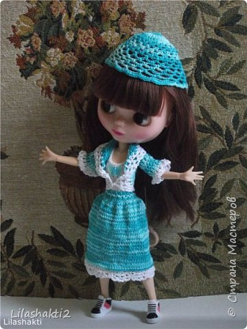 Наряды для кукол Blythe фото 6