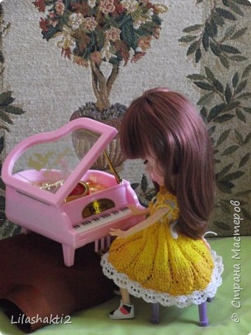 Наряды для кукол Blythe фото 1