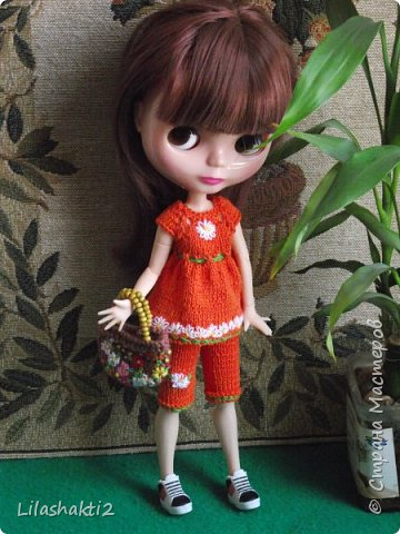 Наряды для кукол Blythe фото 8