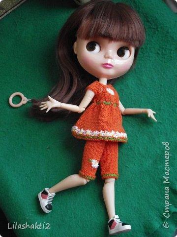 Наряды для кукол Blythe фото 7