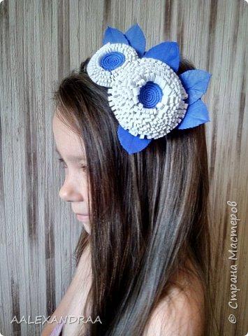 Аксессуары для волос к 1сентября фото 3