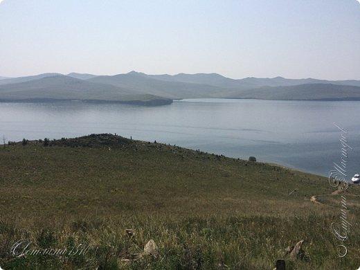 Доброго времени суток, дорогие жители Страны Мастеров! Продолжаю рассказывать о своём путешествии на Байкал. Именно здесь собираются те, кто хочет попасть на Ольхон. Это паромная переправа, которая соединяет материк и остров.  фото 36