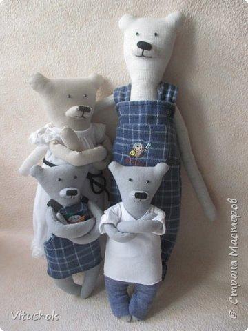 Дружная семья фото 1