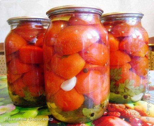 Заготавливаем на зиму помидоры в желе