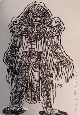 Рисунки по игре Discipleis II фото 11