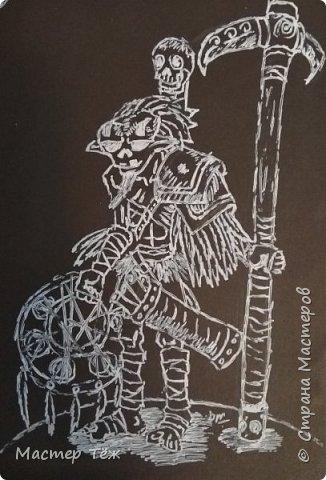 Рисунки по игре Discipleis II фото 10