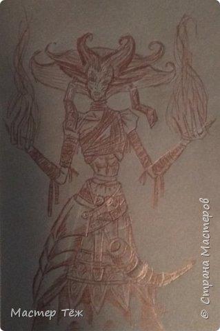 Рисунки по игре Discipleis II фото 14