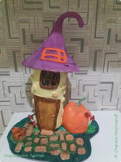 дом для гнома фото 2