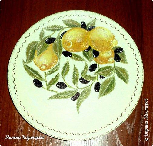 Художественная роспись по стеклу и керамике фото 5