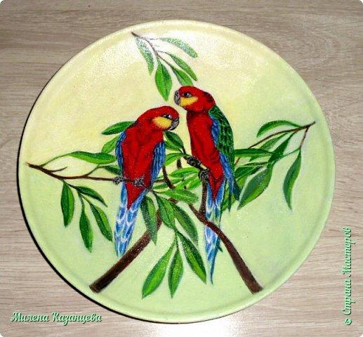 Художественная роспись по стеклу и керамике фото 2