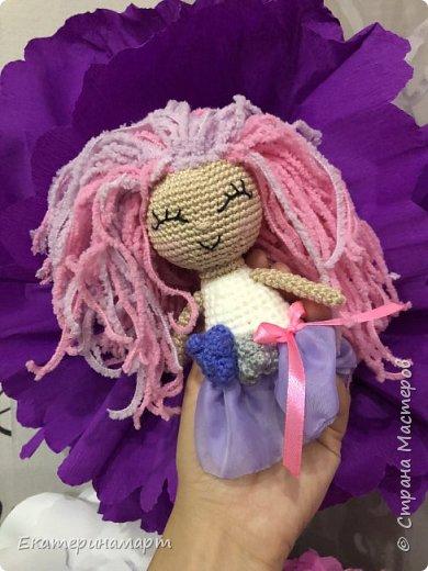 Всех приветствую =) куколка получилась =) фото 3