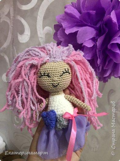 Всех приветствую =) куколка получилась =) фото 5