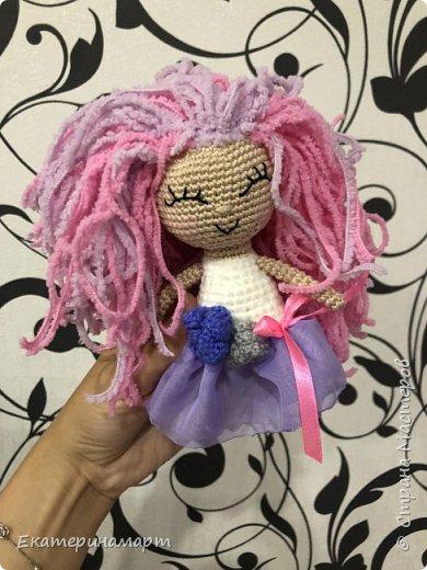 Всех приветствую =) куколка получилась =) фото 6