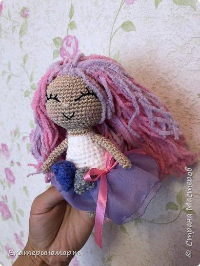 Всех приветствую =) куколка получилась =) фото 1
