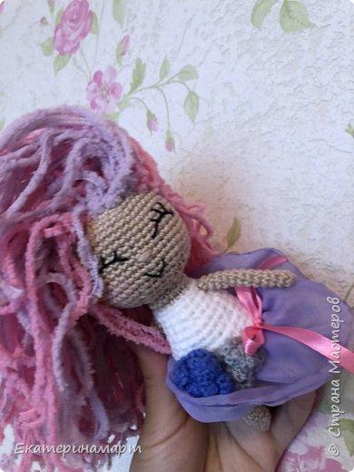 Всех приветствую =) куколка получилась =) фото 4