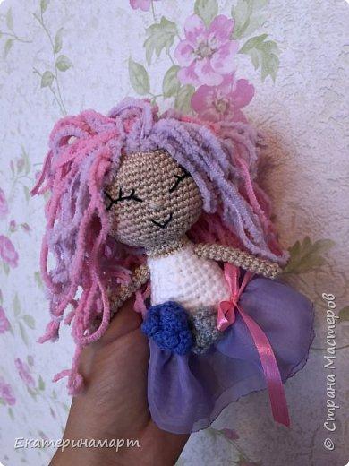 Всех приветствую =) куколка получилась =) фото 2